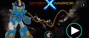 Robot Skybot X Warrior