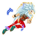 Goku Super Saiyan Ghost 19 is ready in Dragon Ghost Game