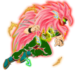Goku SSJ Ghost level 20, he is so strong in version 1.7.3