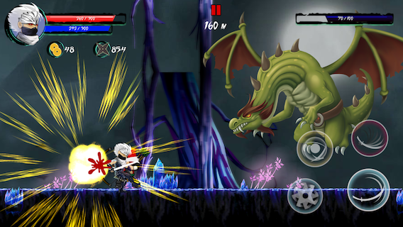 Ninja Assassin Mobile Game