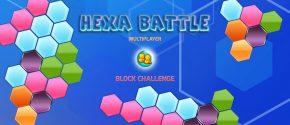 Hexa Battle Block Puzzle